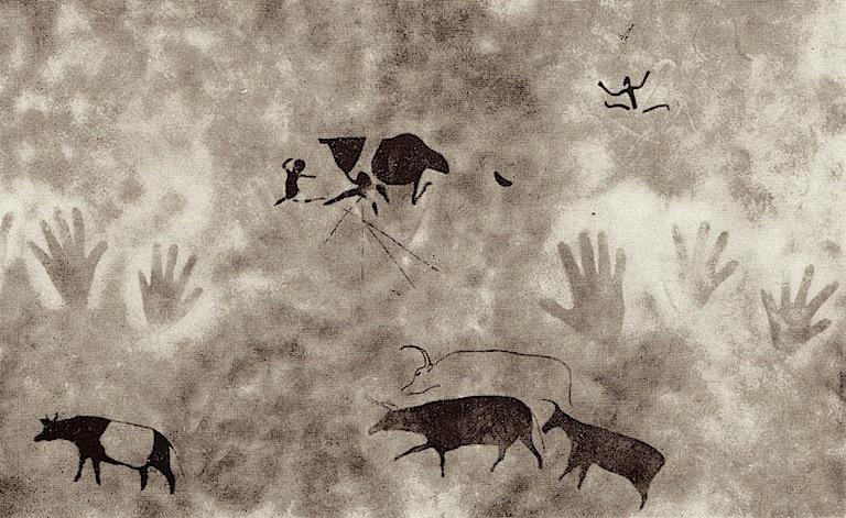 Sahara, mains