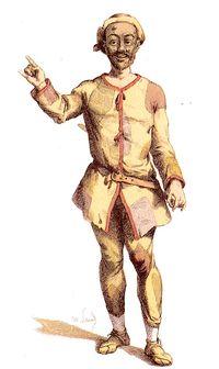 Arlecchino archaïque B