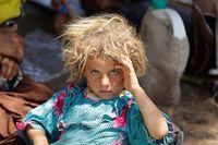 Enfant yazidi,Ph. Youssef Boudlal