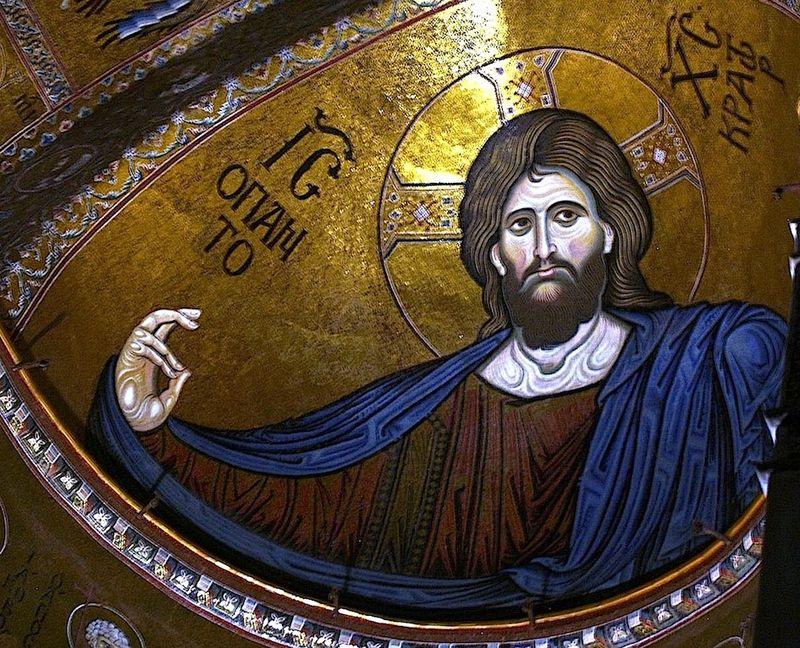 Christ Monreale 1