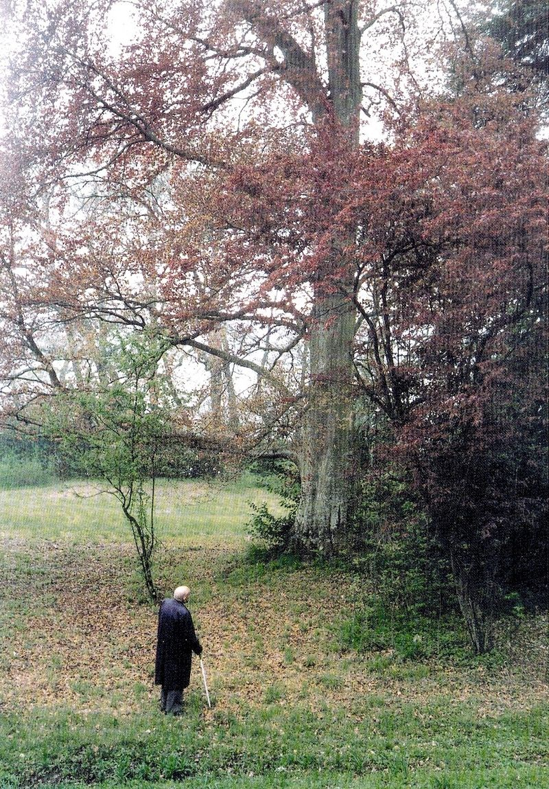 Th. Monod, en 1998