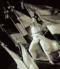 Damia, Abel Gance, Napoleon